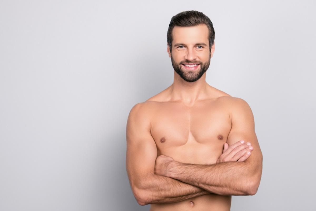 Breast Reduction In Men (Gynecomastia)
