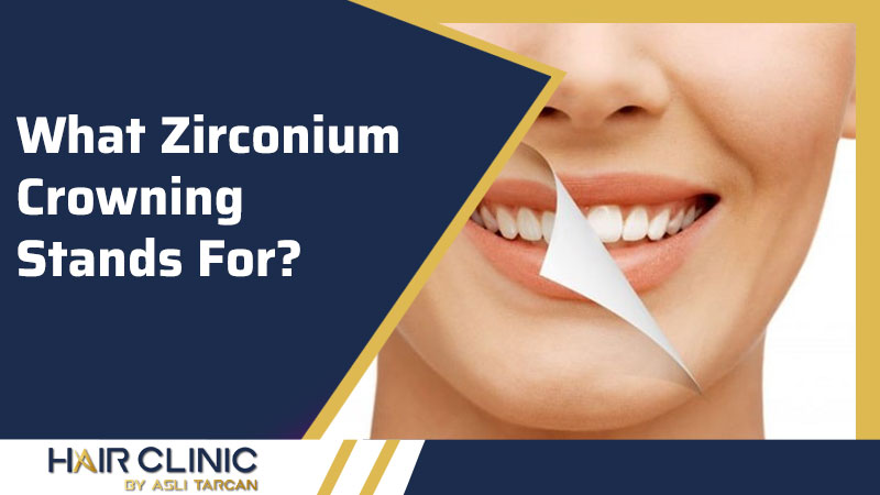 What Zirconium Crowning Stands For?